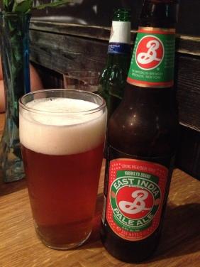 Brooklyn East India Pale Ale 2