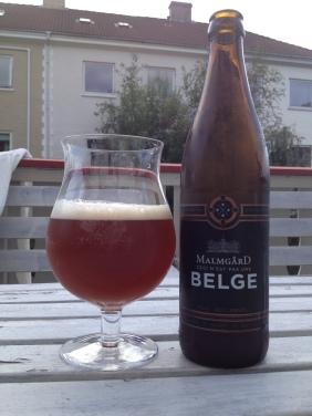 Malmgård Ceci N'est pas une Belge