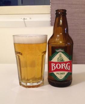 Borg Pilsner