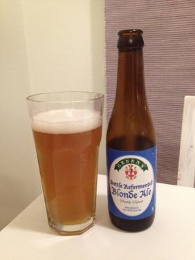 Greens Blonde Ale